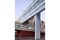 BIBLIOTHÈQUE DE BREST | Emmanuelle et Laurent Beaudouin - Architectes