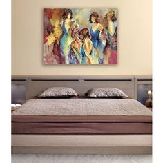 Shop for Portfolio Canvas Decor Divine Secrets Gallery-wrapped Canvas. Ships To Canada at Overstock.ca - Your Online Art Gallery Store!  - 16743463