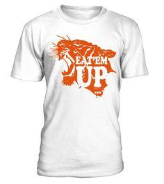 Texas tech baseball t shirt eat em up tigers men women shirt rangers  baseball t shirt 603be3644