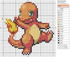pokemon cross stitch pattern - Google Search
