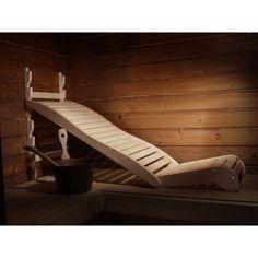 Siège Sauna en Exclu chez In viridis Wood Furniture, Furniture Design, Outdoor Furniture, Outdoor Decor, Indoor Sauna, Dry Sauna, Sauna Design, Ritual Bath, Tadelakt