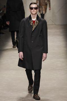 Burberry Prorsum Fall 2013 Menswear - KdS!