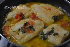 Fish Recipes, Seafood Recipes, Cooking Recipes, Healthy Recipes, Broccoli Fritters, Fish Dishes, Fish And Seafood, Main Meals, Food And Drink