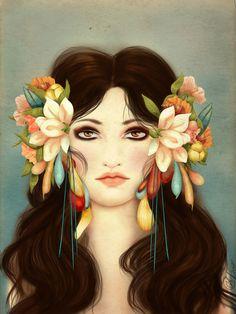 Helen of Troy  by Maribel N. Navarro
