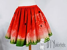 Teñir es fácil: desfío blogger con Tintes Iberia - HANDBOX Textiles, Tye Dye, Sexy Outfits, Tie Dye Skirt, Diy Crafts, Clothes, Watermelon Ideas, Tutorials, Polyvore