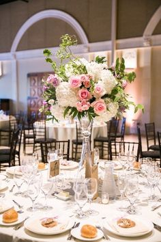 Wedding Centerpiece Inspiration - Photo: Jasmine Lee Photography