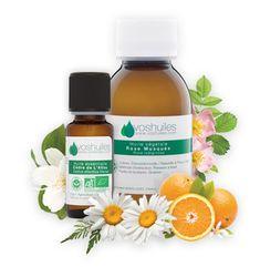 Huiles essentielles et végétales naturelles et pures à 100%