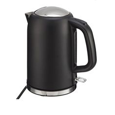 BULLET MATT BLACK ELECTRIC CORDLESS JUG KETTLE 1.5L LITRE 3000W 2-6 CUP CAPACITY Kettle, Bullet, Electric, Black, House, Teapot, Black People, Home, Haus