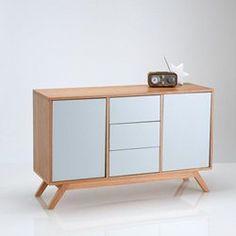 Buffet d'inspiration scandinave, JIMI. La Redoute Interieurs - Bahut, buffet, vaisselier