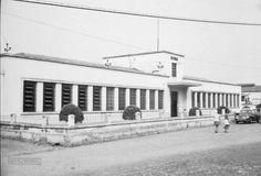 Maria do Resguardo: Senai, Av. Rio Branco, em outubro de 1969 (foto autoria de Roberto Dornellas).