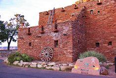 Hopi House - Grand Canyon - South Rim