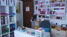 Organize sem Frescuras | Rafaela Oliveira » Arquivos » Meu Cantinho- Ateliê organizado, prático e lindo!