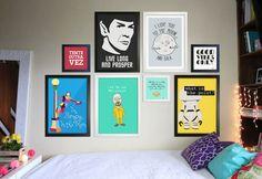 +20 novos pôsteres para baixar gratuitamente e decorar a casa