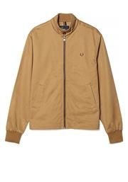 Fred Perry Mens Scooter Harrington Jacket, Tan
