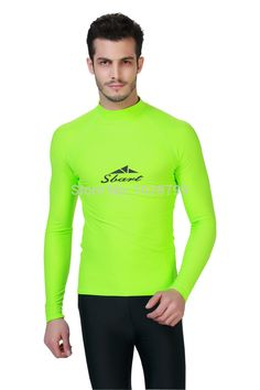 e0969e9ca0f7d SBART men high quality uv protection rash guard lycra surfing long sleeve  swimsuit upf50 wetsuit for diving swimming-in Rash Guard from Sports ...
