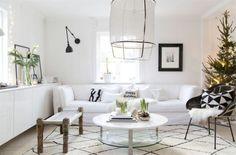 Noël blanc dans une maison centenaire | PLANETE DECO a homes world | Bloglovin'