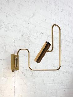 PIVOT SINGLE SCONCE by Gentner Design. Cordless Table LampsLight ... b15a7ea842704