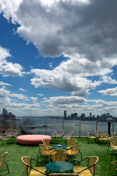 12 NYC Rooftops That Take Drinking And Dining To New Heights (Le Bain)
