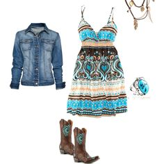My style, created by aburleson on Polyvore