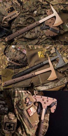 Hardcore Hardware Australia BFT01-GT Tactical Tomahawk Axe @thistookmymoney