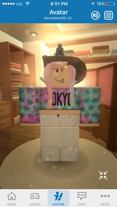 Meet Jenny our crop TOP freak Crop TOP made by me Join the group for more cheap clothing!   https://www.roblox.com/groups/3247171/Kings-Clothing#!/wall