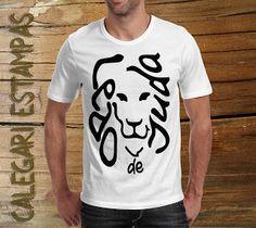 Calegari estampas: Camisetas para você adorar O Rei dos reis. A parti...