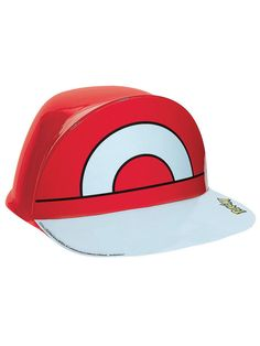 Check out Children's Pokemon Ash Vacuform Hat | Costumes & Accessories from…
