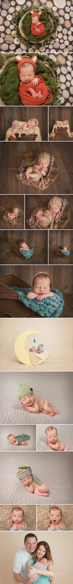 Newborn boy session Jennifer Hosking Photography