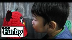 Furby - Kids React To Furby Toy