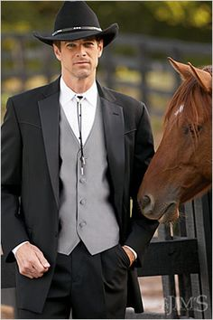1000 Images About Western Tuxedos On Pinterest