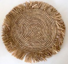 Your place to buy and sell all things handmade - Best Picture For diy For Your Taste You are looking for something, and it is going to tell you ex - Natural Placemats, Decor Pad, Natural Weave, Round Design, Decoration Table, Jute, Wicker, Rattan, Living Room Decor
