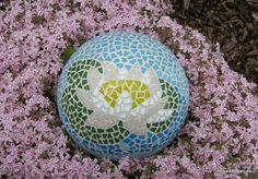 Mosaikkugel von www.mosaikkasten.com
