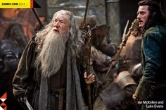 Primeiras imagens de O Hobbit – A Batalha dos Cinco Exércitos