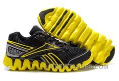 sports shoes 70703 a634f Reebok Zig FUEL Mens Yellow Black Free Shipping HeiHi, Price   74.00 - Nike  Rift Shoes