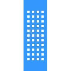 Quadrados Alinhados PQ 10x30 - OPA