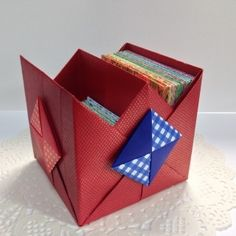 Origami for Everyone – From Beginner to Advanced – DIY Fan Origami Design, Diy Origami, Origami Bowl, Origami Mouse, Origami Star Box, Origami And Kirigami, Origami Fish, Modular Origami, Origami Tutorial
