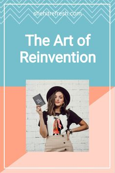At the root of reinvention is self-discovery. And to discover yourself you must play with your identity. We think of our identity as this fixed structure that determines who we are and who we aren't. Learn about my personal story about the art of reinvention here. Business Tips, Online Business, Online Work From Home, Quitting Your Job, Busy At Work, Community Manager, Self Discovery, Make New Friends, Starting A Business