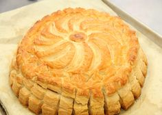 A decadent Pithivier