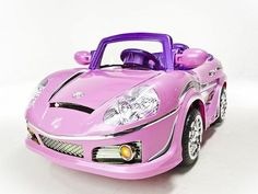 New Pink MP3 Kids Ride on R/C Remote Control Power Wheels Car RC Ride On Car at suliaszone.com/...