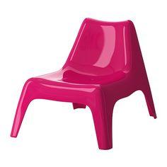 IKEA PS VÅGÖ Easy chair - pink - IKEA