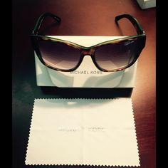 "Selling this ""Michael Kors Sun glasses"" in my Poshmark closet! My username is: juneliam2. #shopmycloset #poshmark #fashion #shopping #style #forsale #Michael Kors #Accessories"