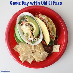 Game Day meal prep with Old El Paso! #recipe #gameday #nomnom #ad
