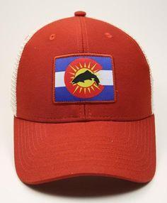 Trucker Hat - Natural Mesh - shop.thetroutlife.com