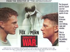 "Michael J. Fox in ""Casualties of War"""