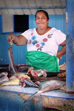 Sri Lanka | Negombo fish market | Flickr - Photo Sharing! Photography: Frank van den Ing