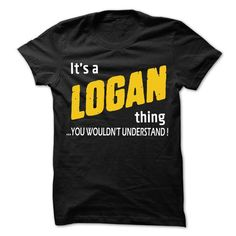 It is LOGAN Thing... - 99 Cool Name Shirt ! - #birthday gift #house warming gift. OBTAIN LOWEST PRICE => https://www.sunfrog.com/LifeStyle/It-is-LOGAN-Thing--99-Cool-Name-Shirt--68161065-Guys.html?68278