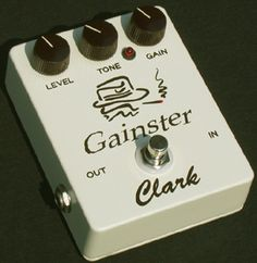 Gainster Clark