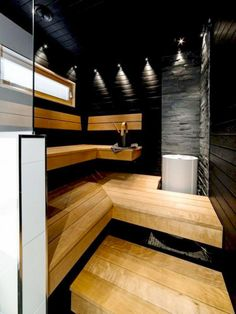 Lovely And Cozy Home Sauna Design Ideas. Here are the And Cozy Home Sauna Design Ideas. This article about And Cozy Home Sauna Design Ideas was posted under the category by our team at April 2019 at pm. Hope you enjoy it and don& forget . Spa Design, House Design, Design Ideas, Pedicure Design, Diy Sauna, Saunas, Bathroom Remodel Cost, Sauna Room, Spa Rooms