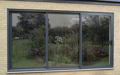 3 Panel Exterior Sliding Door
