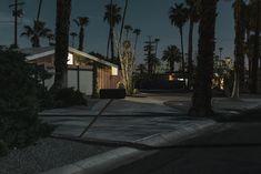 Moonlit Modernist Villas by Photographer Tom Blachford | Yatzer
